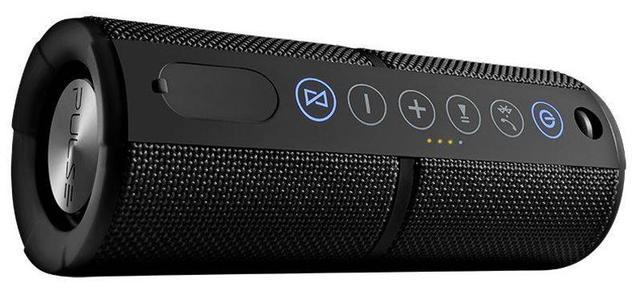 Imagem de Caixa de Som Portátil Pulse Multilaser SP245 - Bluetooth - Waterproof - 15W - Função Atender Chamada