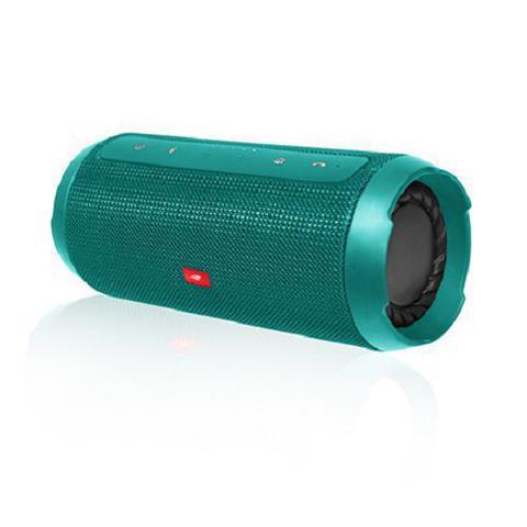 Caixa de Som C3 Tech Verde Sp-b150gr