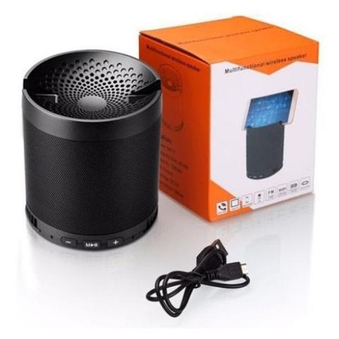 Imagem de Caixa de Som Q3 Bluetooth Wireles Mp3 Usb Caixinha Com Rádio _ Entrega Imediata