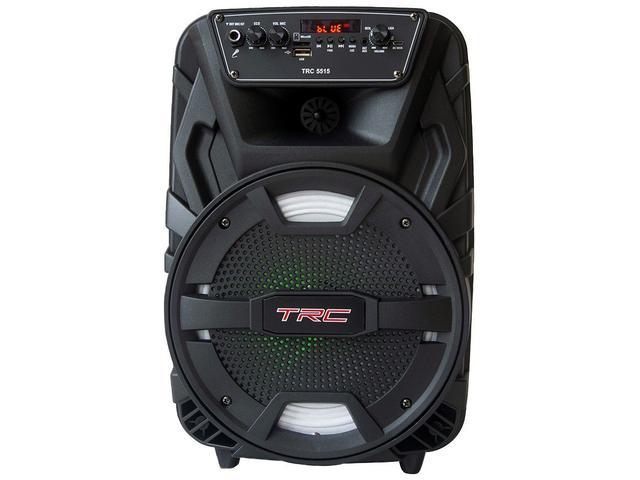Imagem de Caixa de Som TRC 5515 Bluetooth Amplificada 150W