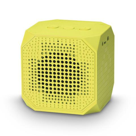 Caixa de Som Easy Mobile Wise Amarela
