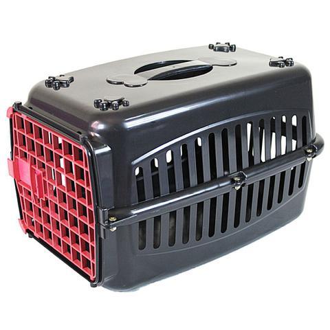 Imagem de Caixa De Transportar cachorro Gatos Coelhos gaiola transporte cães pequenos N2