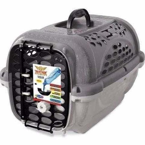 Imagem de Caixa De Transporte Para Cães E Gatos Panther N 4 - Plast Pet