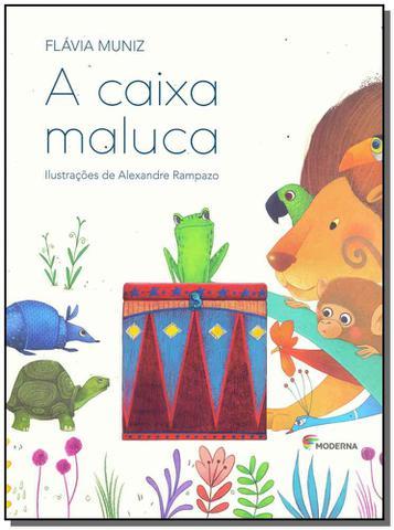 Imagem de Caixa Maluca, A