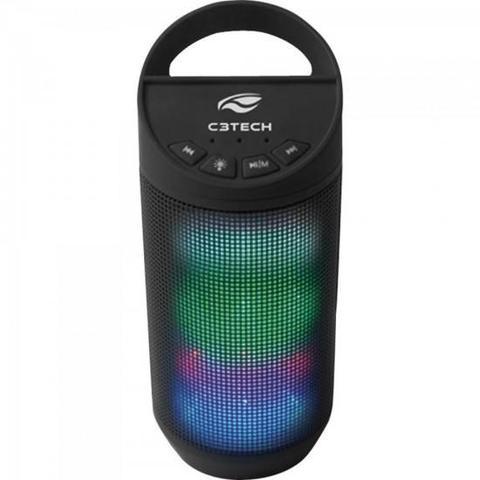 Caixa de Som C3 Tech Beat Sp-b50bk