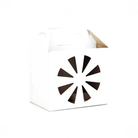 Imagem de Caixa Neutra para Armazenar Canecas de Sublimação Branca - 50 Unidades