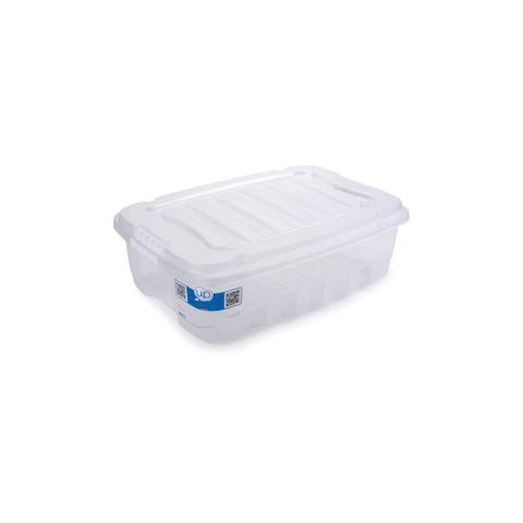 Imagem de Caixa organizadora baixa gran box 13,7 litros - Plasútil