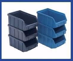 Imagem de Caixa Organizadora Gaveteiro Plástico Bin ( Nº 3 A 9 ) - Unitário