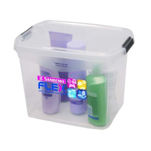 Imagem de Caixa organizadora média 11 litros Sanremo