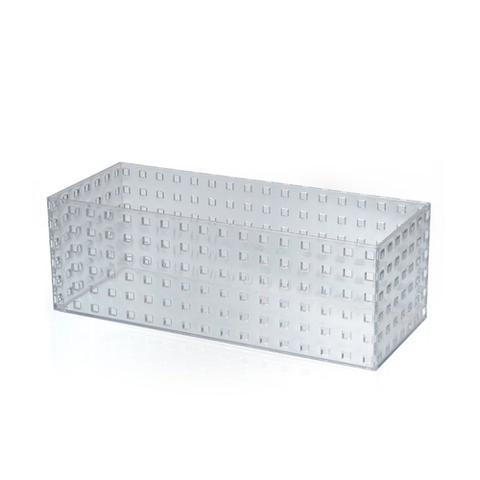 Imagem de Caixa organizadora modular 06 5,3L cristal Arthi