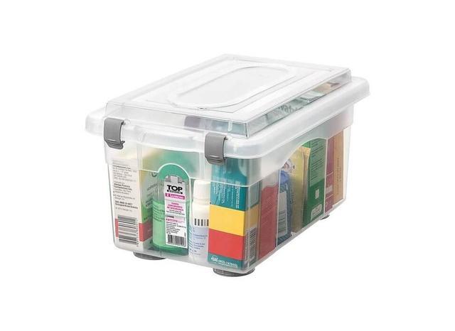 Imagem de Caixa Organizadora Plástico 4,3 L Top Stock SanRemo - SAN 116