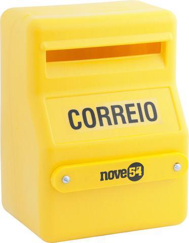 Imagem de Caixa para correspondência 150x250x190mm plastica cpn0019 - Nove54