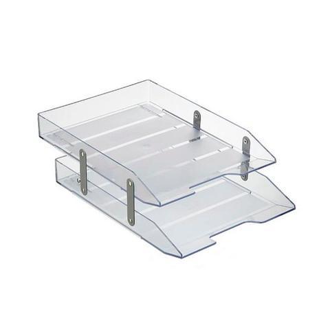 Imagem de Caixa para Correspondência Articulada Dupla Cristal - Acrimet