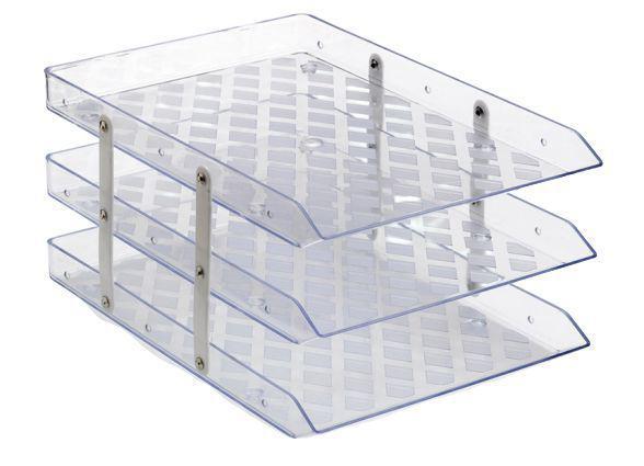 Imagem de Caixa para correspondência tripla móvel