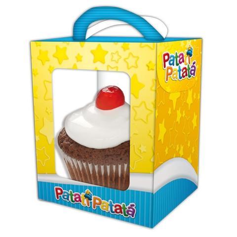Imagem de Caixa para Cupcake Patati Patatá Baby 08 unidades FestColor