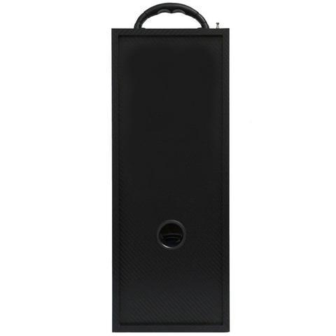 Imagem de Caixa Som Portátil Bluetooth Amplificada Mp3 Fm Usb Sd Microfone Bateria 18W Rms Infokit