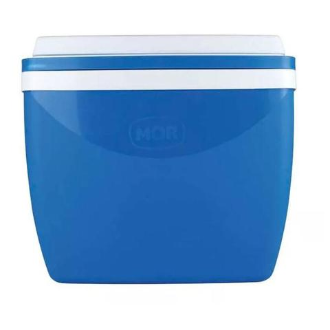 Imagem de Caixa Térmica 18 Litros Azul MOR
