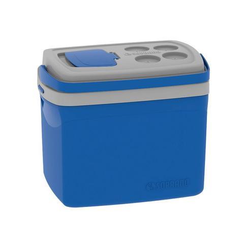 Imagem de Caixa Térmica 32 Litros Azul - Soprano