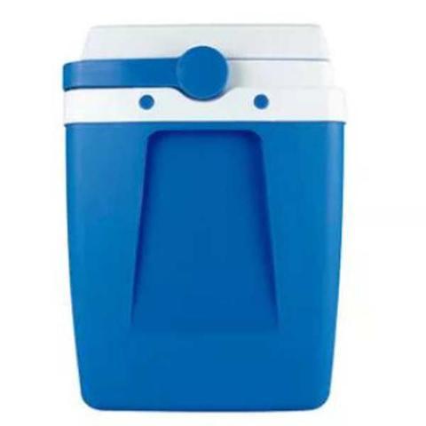 Imagem de Caixa Térmica 34 Litros Azul MOR