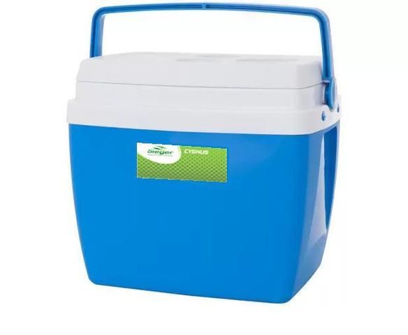 Imagem de Caixa térmica de 32 litros AZUL