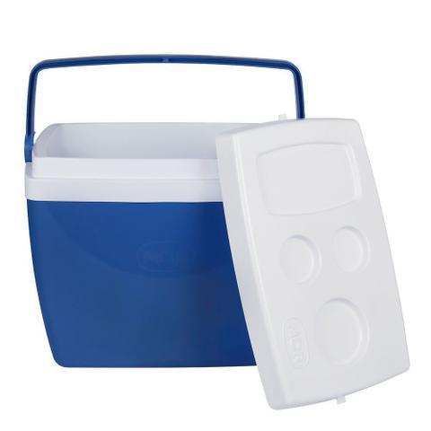 Imagem de Caixa Térmica Mor 34 Litros Azul