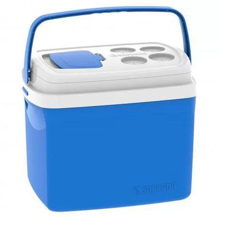 Imagem de Caixa Térmica Soprano Tropical Azul 32 Litros