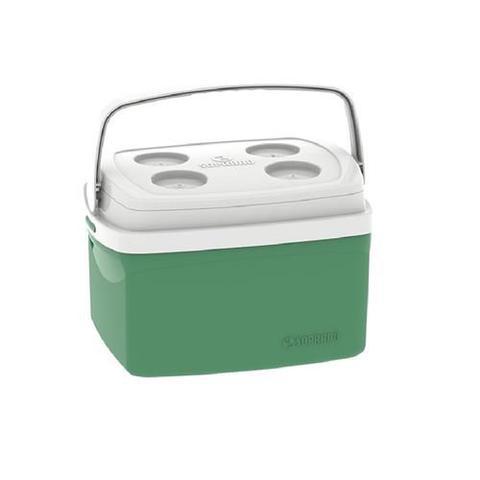 Imagem de Caixa Térmica Tropical 12 Litros Soprano - Verde