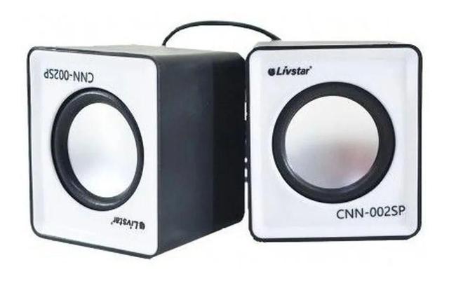 Imagem de Caixinha de Som para PC  Notebook da Livstar CNN002SP