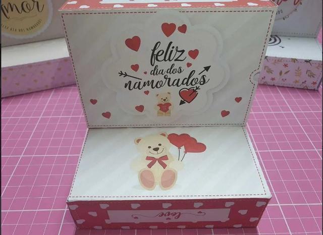 Imagem de Caixinha Dia dos Namorados