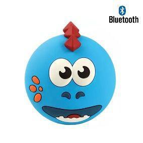 Imagem de Caixinha Som Infantil Bluetooth Oex Dino Sk302