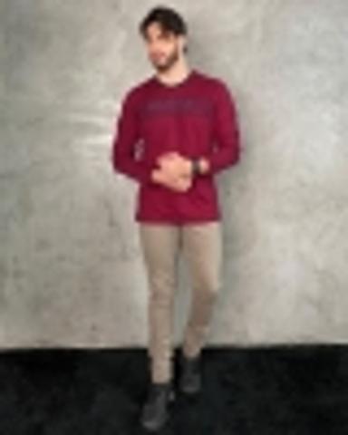 Imagem de Calça de Sarja Colors Básica Caqui 42