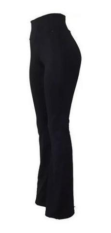 Imagem de Calça Flare Bailarina Legging Suplex Leg