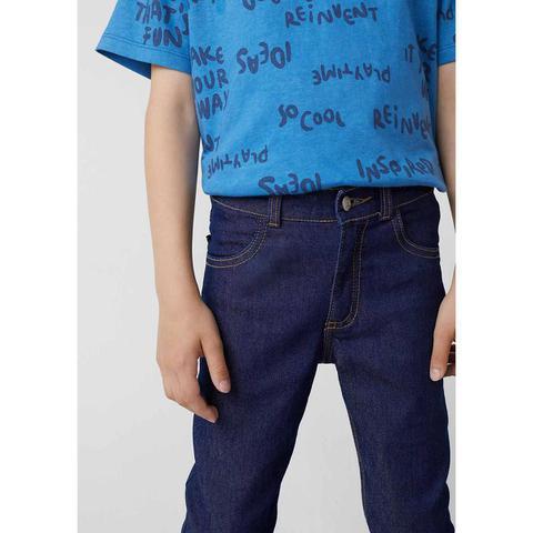 Imagem de Calça Jeans Infantil Menino Skinny