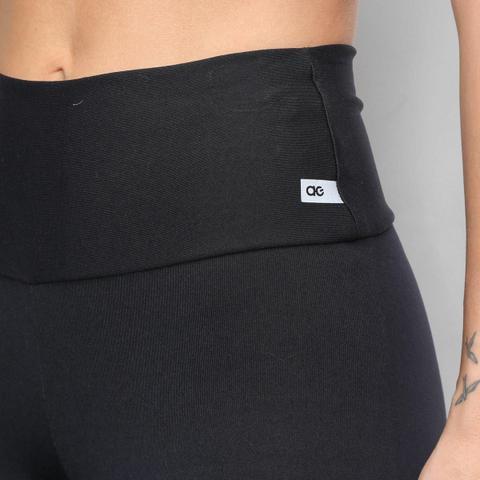 Imagem de Calça Legging Alto Giro Supplex Cintura Alta Feminina