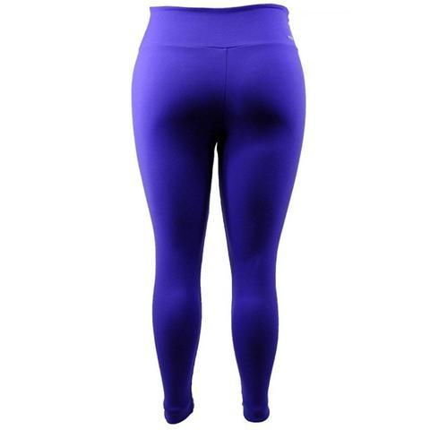 d79bebc33 Calça legging básica roxo trinys - Calça Legging - Magazine Luiza