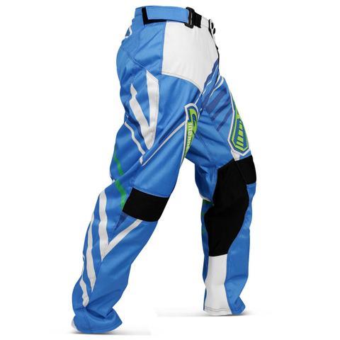 Imagem de Calça Motocross Pro Tork Insane 3 Trilha Azul