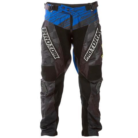 Imagem de Calça Shield Adulto Para Motociclista Azul Pro Tork