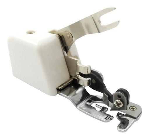 Imagem de Calcador Fazer Overlock Sistema de Corte Costura Doméstica