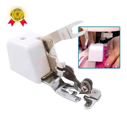 Imagem de Calcador Overlock Com Corte Arremate Maquina Costura