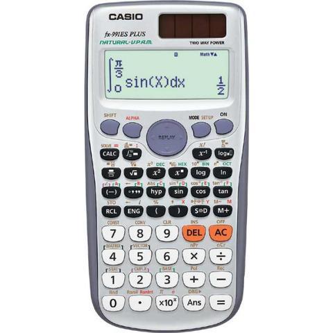 Imagem de Calculadora Casio Cientifica FX-991ES PLUS