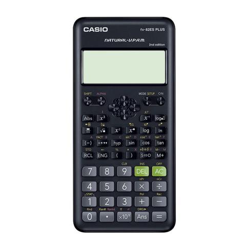 Imagem de Calculadora Científica Casio 252 Funções Display Natural