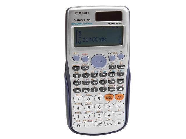 Imagem de Calculadora Científica Casio 417 Funções