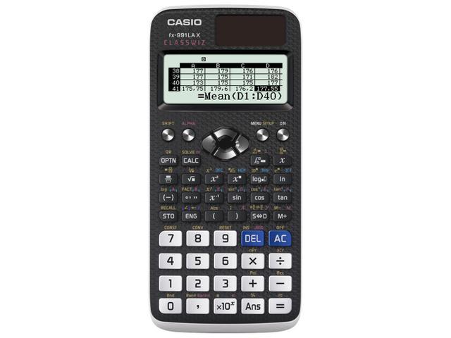 Imagem de Calculadora Científica Casio 553 Funções
