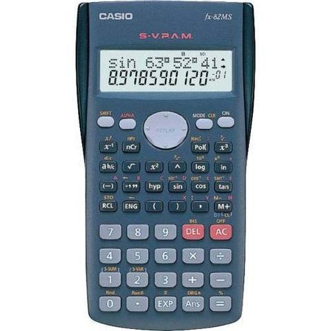 Imagem de Calculadora Científica Casio FX-82MS