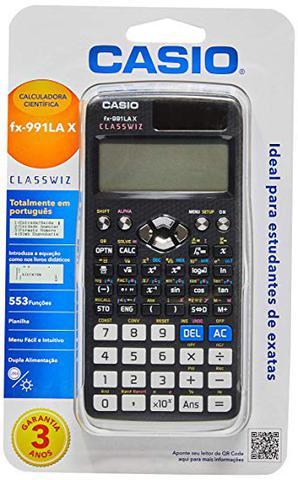Imagem de Calculadora Científica Casio Fx 991lax. Garantia 3 anos