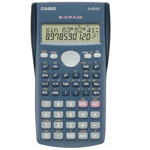 Imagem de Calculadora científica FX-82MS - Casio