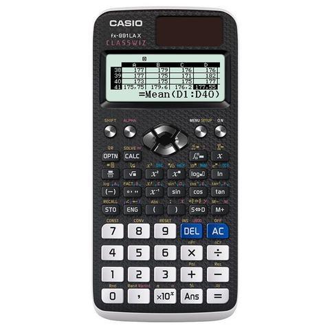 Imagem de Calculadora científica FX-991LAX - Classwiz - Casio