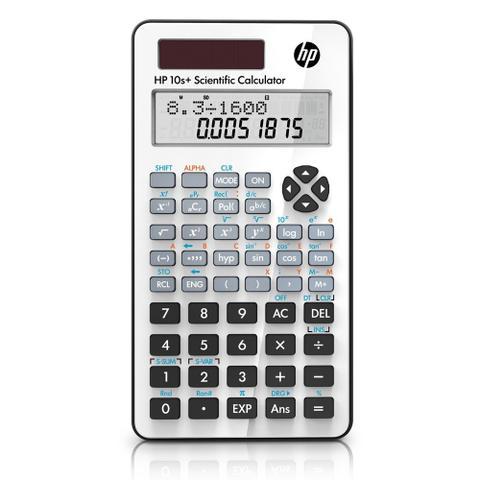 Imagem de Calculadora Científica HP 10S+ com 240 Funções