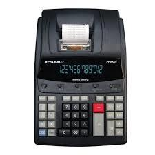 Imagem de Calculadora de impressão Térmica  PR5000T
