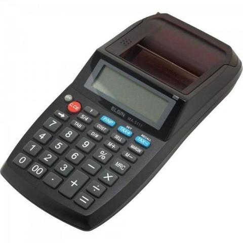 Imagem de Calculadora de Mesa MA5111 Visor LCD - Elgin